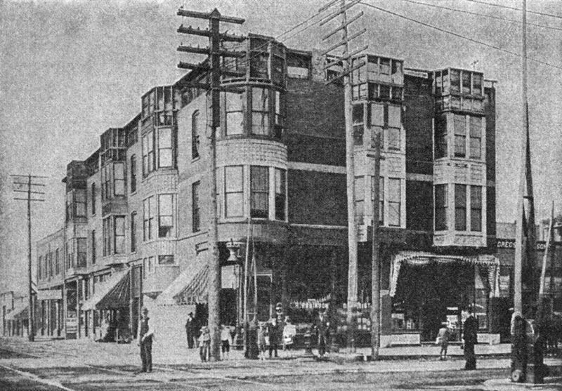 But what about H. H. Holmes' murdercastle?