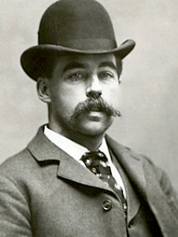 """Was H. H. Holmes really a """"serialkiller""""?"""