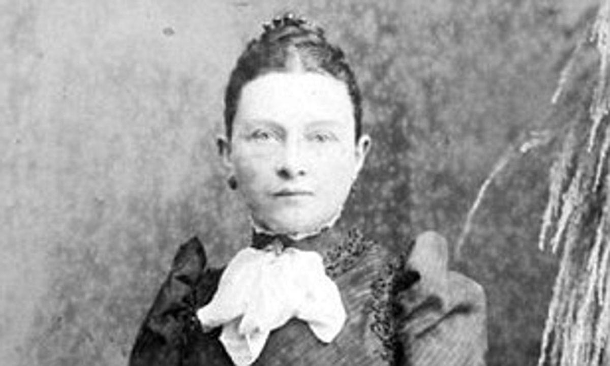 Ripper suspect: LizzieWilliams