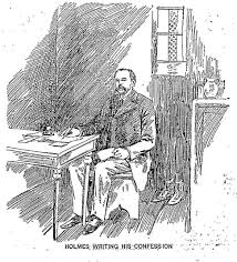 H. H Holmes' victims: Dr. RobertLeacock