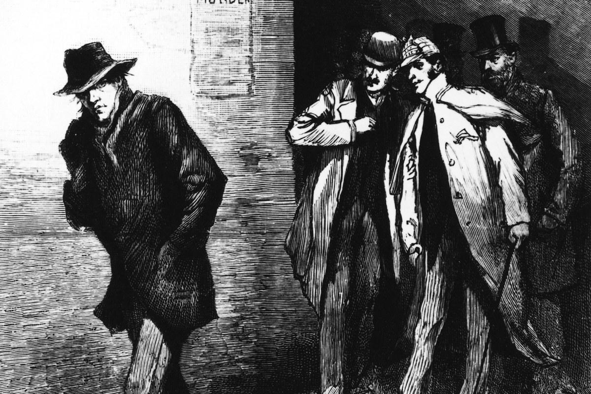 Ripper suspect: RobertMann