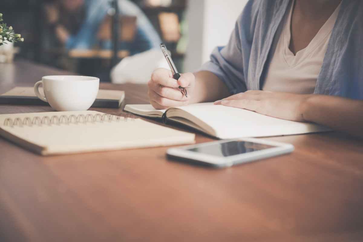 Do you always finish every piece of writing youstart?